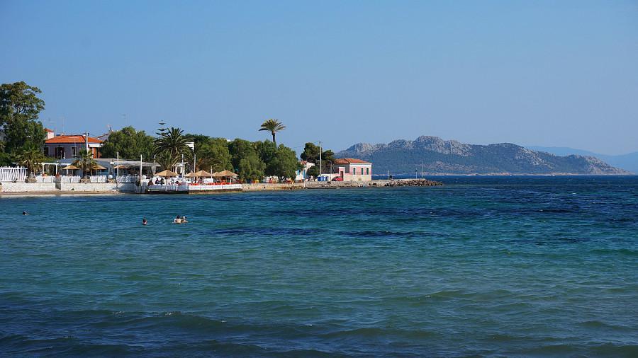 To nejlepší z Athén + moře