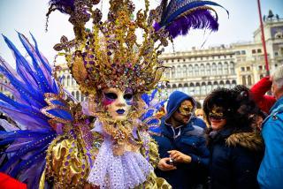 Karneval v Benátkách + Murano
