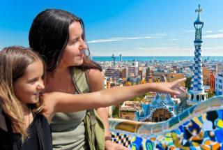 To nejlepší z Barcelony pro rodiče a děti (letecky z Prahy)