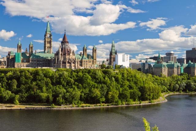 To nejlepší z Ottawy + Montreal + Québec + Toronto + Niagárské vodopády