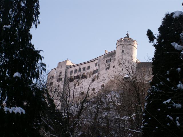 SALZBURG - Kouzlo Vánoc