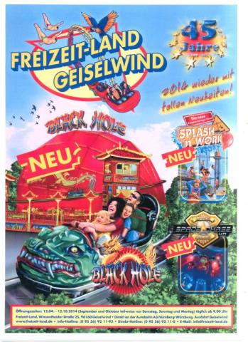 FREIZEIT-LAND - zábava pro celou rodinu