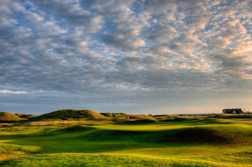 Ballybunion golf club pro