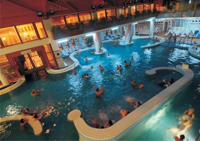 Zalakaros, Hotel Freya H157 - SPA-Relax