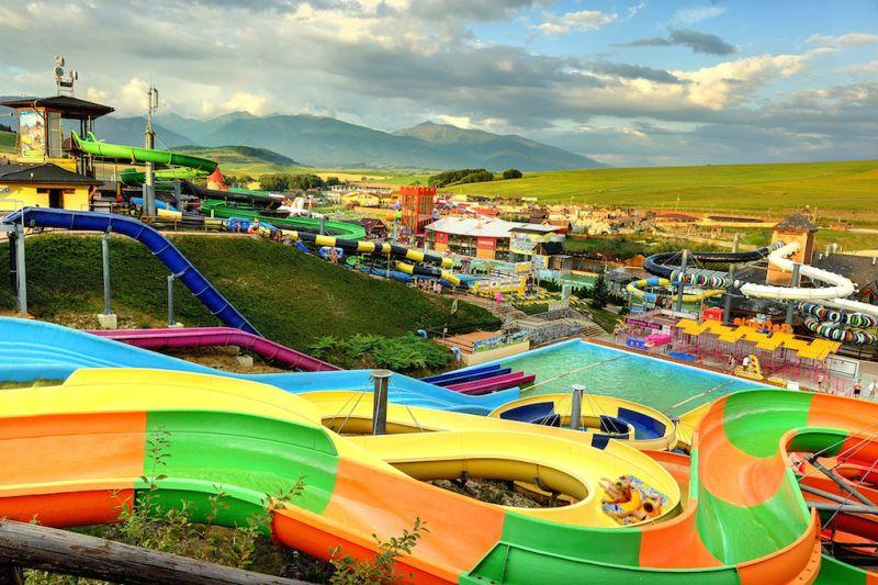 Aquapark Holiday Village Tatranlandia