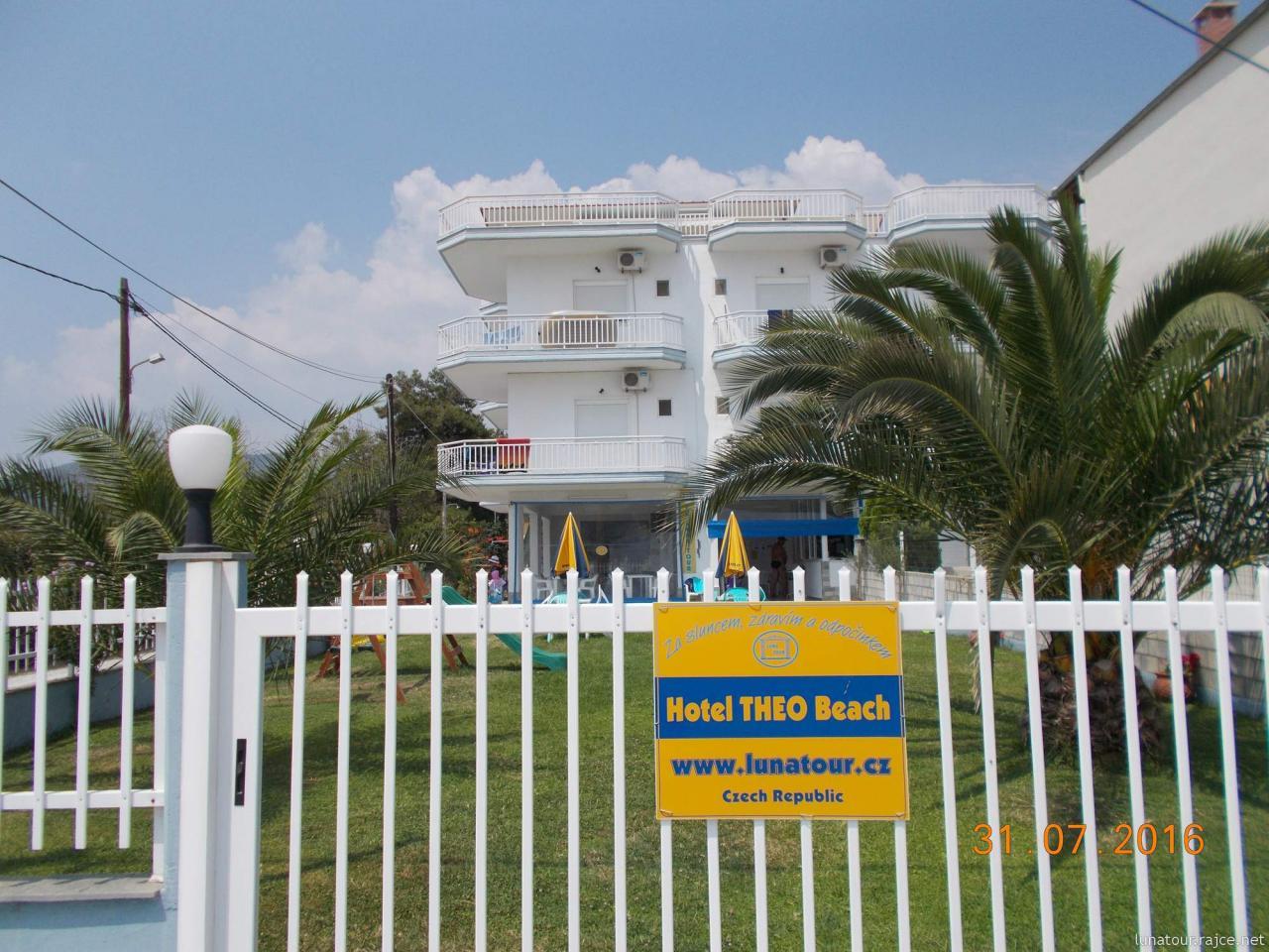 Theo Beach