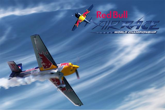 Red Bull Air Race Německo - Lausitz