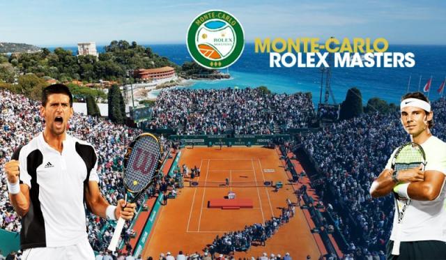 Monte Carlo Rolex Masters 2017 - čtvrtfinále bus