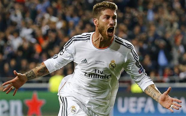 Real Madrid - Real Betis Sevilla
