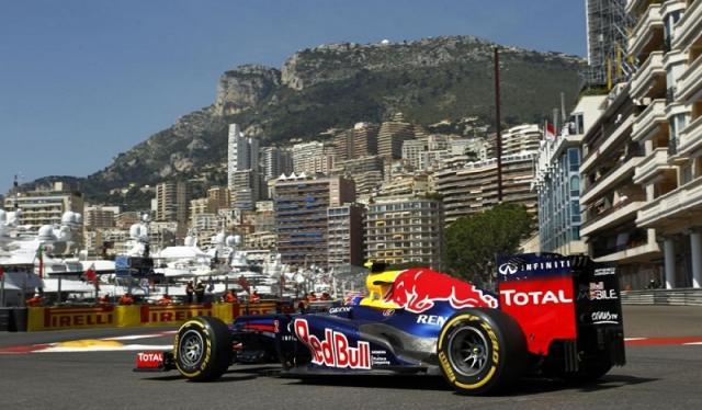 Formule 1 - Velká cena Monaka 2017