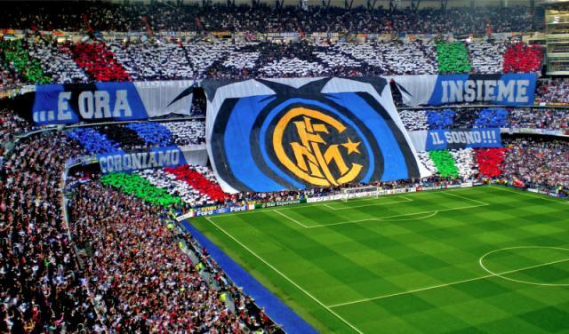 Inter Milán - Lazio Řím
