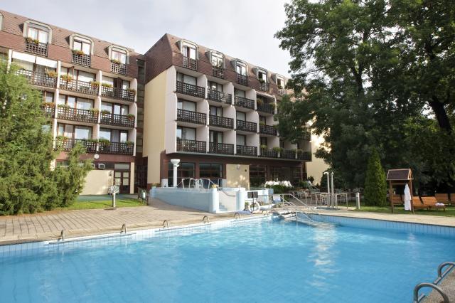 Sárvár - Hotel Danubius Health Spa Resort Sárvár, 4 nebo 5 nocí, sleva 4=3 celý rok