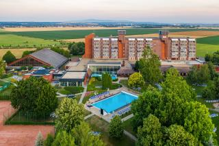 Danubius Health Spa Resort Bük - silvestr
