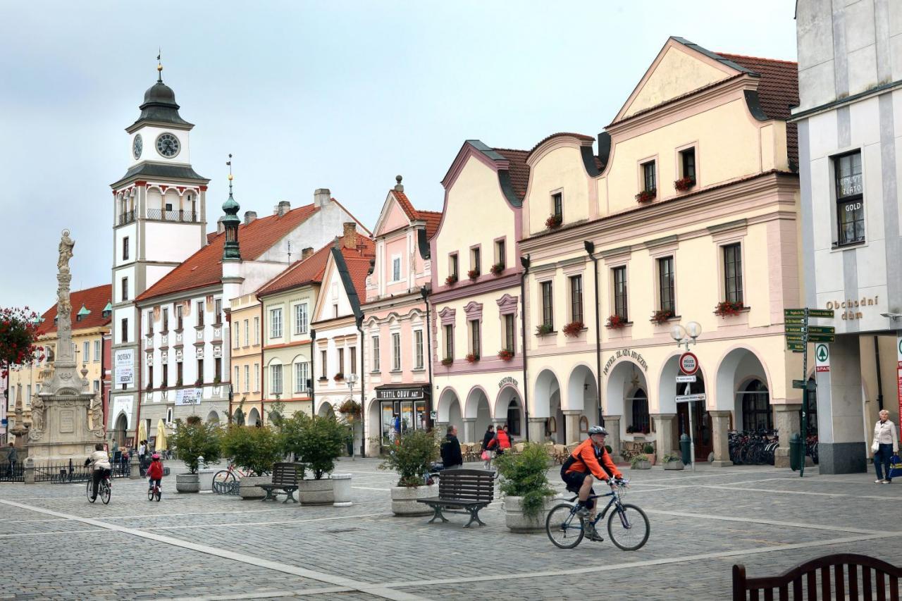 Lázně Třeboň - Hotel Zlatá Hvězda, Wellness pobyt s konopím, Novinka