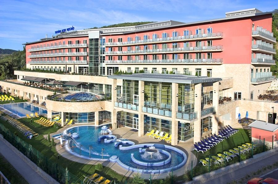 Visegrád - Thermal hotel Visegrád, bazény a sauny celý rok