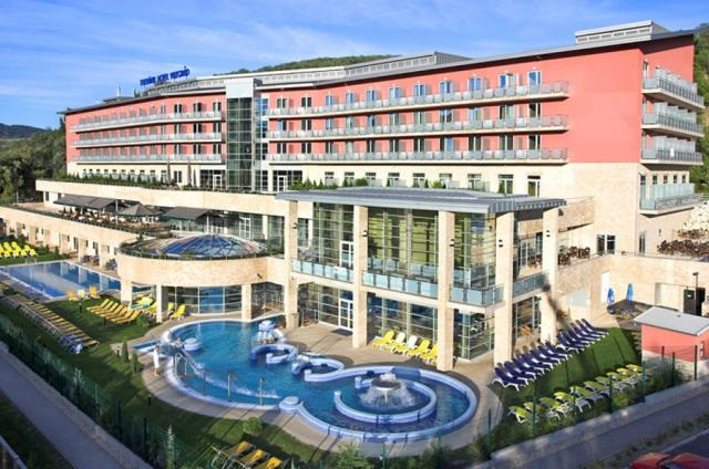 Visegrád - Thermal hotel Visegrád, 5 nebo 6 nocí, bazény a sauny celý rok