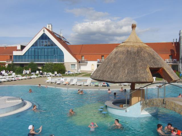 Lázně Kehidakustány - Kehida Thermal hotel, čerstvá novinka 2015, 2, 3 nebo 4 noci