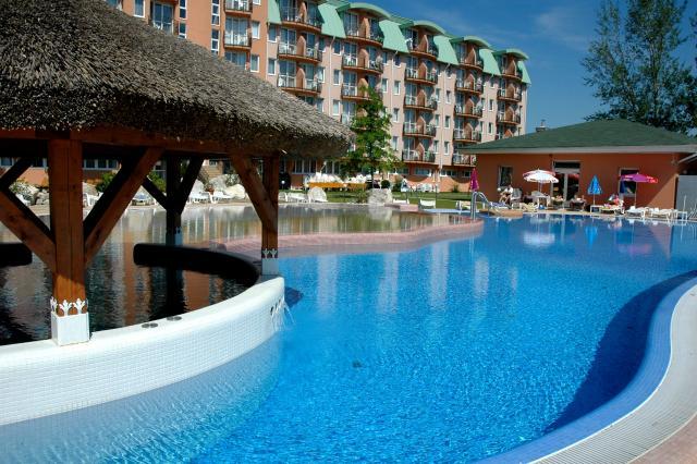 Hévíz - Hotel Europa Fit Superior, 2 nebo 3 noci, termální bazén zdarma