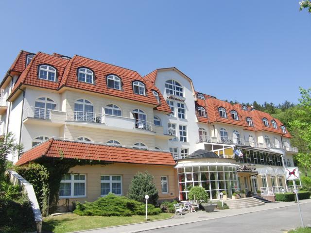 Luhačovice - Hotel Miramare, Prodloužený víkend, 3 noci