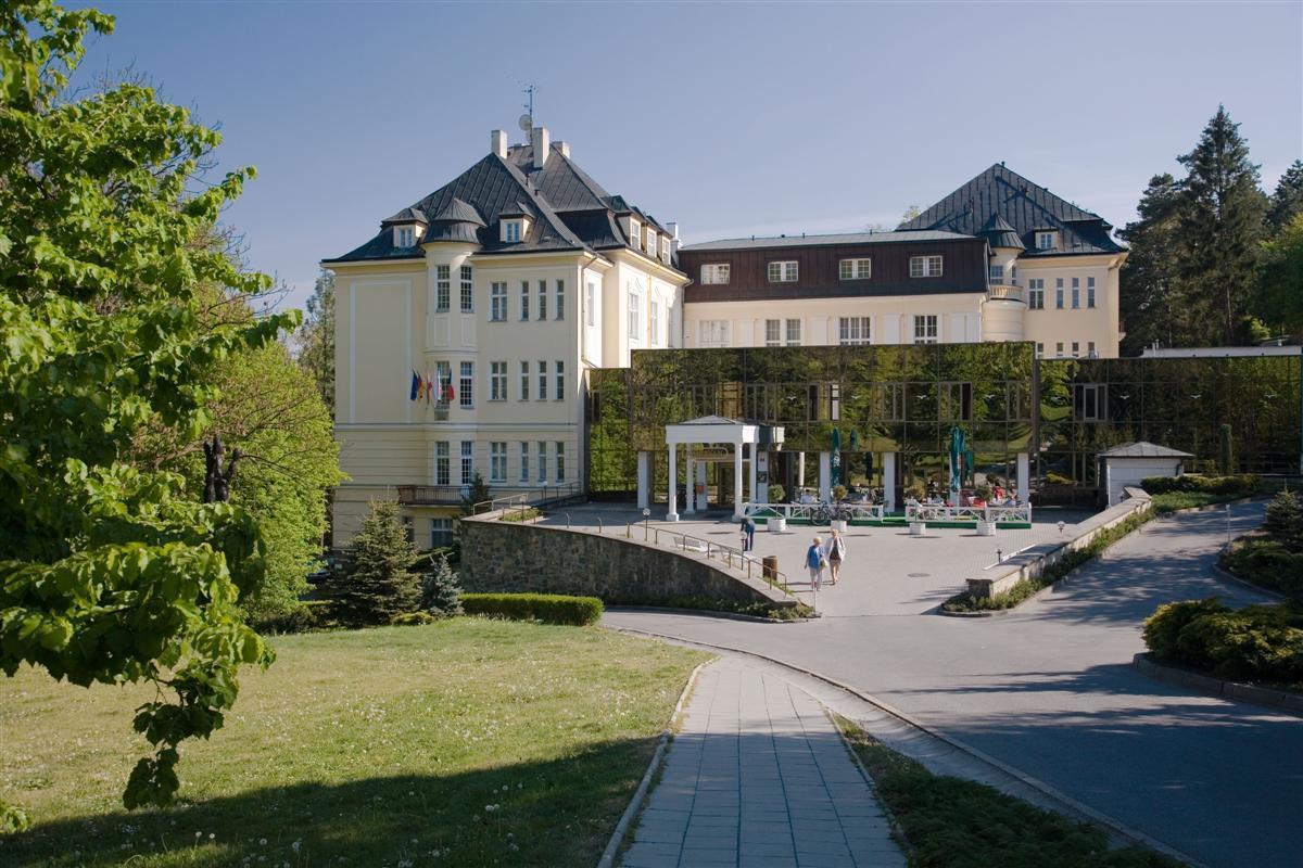 Teplice nad Bečvou - LD Moravan, Lázeňský týden pro zdraví