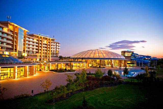 Budapešť - Hotel Aquaworld Resort Budapest, 3 noci, prázdniny ve slevě 3=2