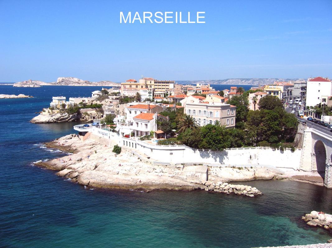 Azurové pobřeží a horní Provence