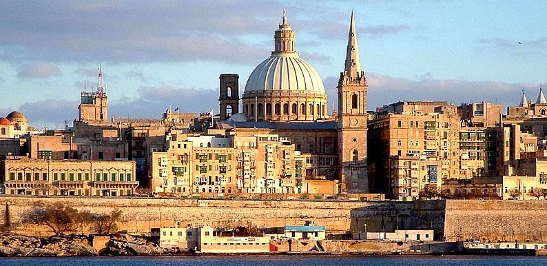 Malta - srdce středomoří
