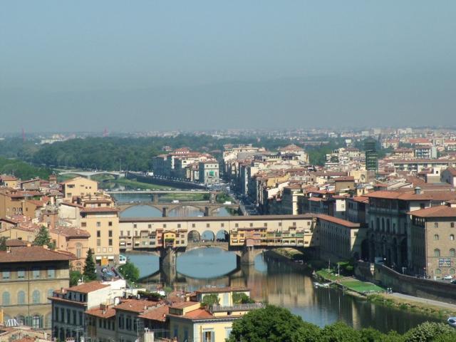 Florencie a park Garfagnana