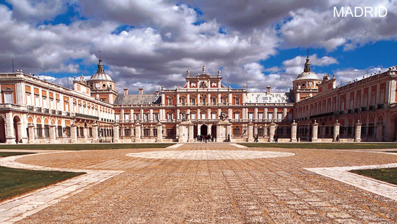 Madrid – pokladnice umění