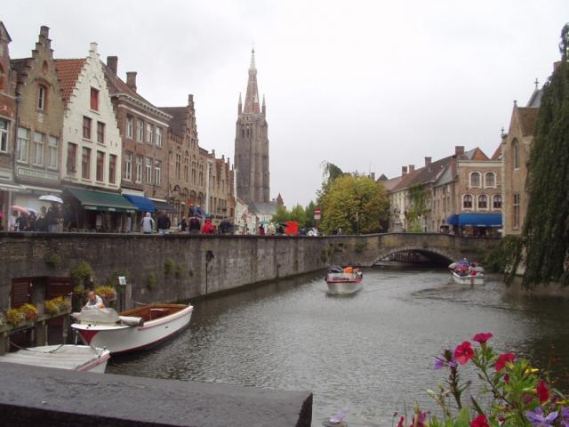 Benelux vbarvách podzimu
