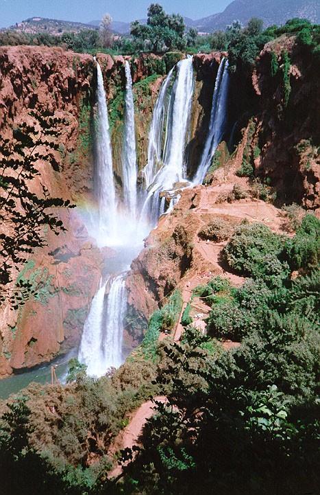 Poznávací zájezd Maroko, Namaluj mi beránka
