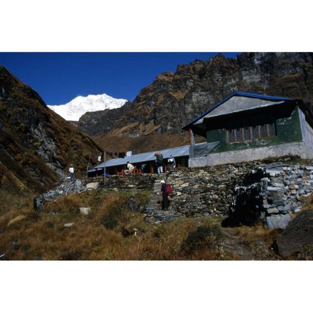 Zájezd Nepál - BC Annapurna trek a safari v džungli