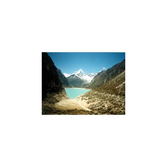 Zájezd Peru - výstup Huascaran 6 786m, Alpamayo