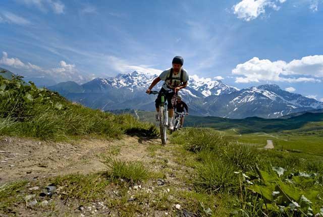 Itálie, Dema Bike Adventure (horská kola)