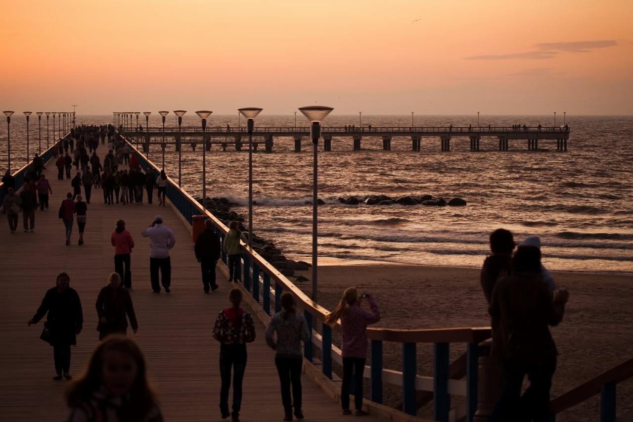 Litva a Pobaltí, Na kole, pěšky i na vodě