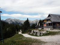 Slovinsko, Přenádhernou scenérií Triglavského NP: zájezd turistika
