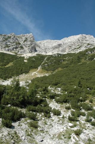 Slovinsko, Výstup na Triglav: zájezd turistika