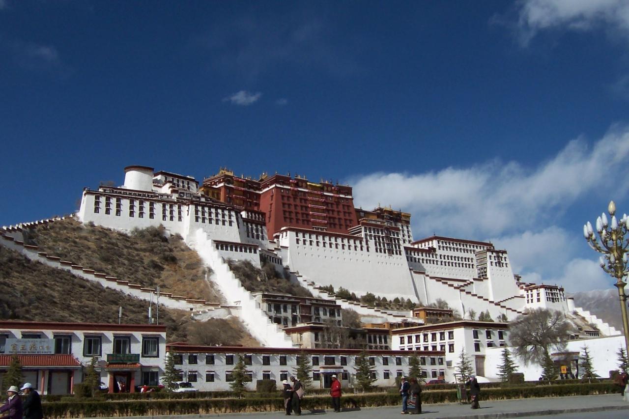 Malá Tibetská ochutnávka