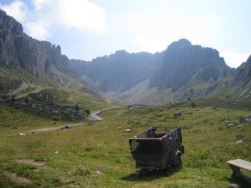 Švýcarsko, žulová romance: expedice, trekový zájezd | vícedenní přechod hor