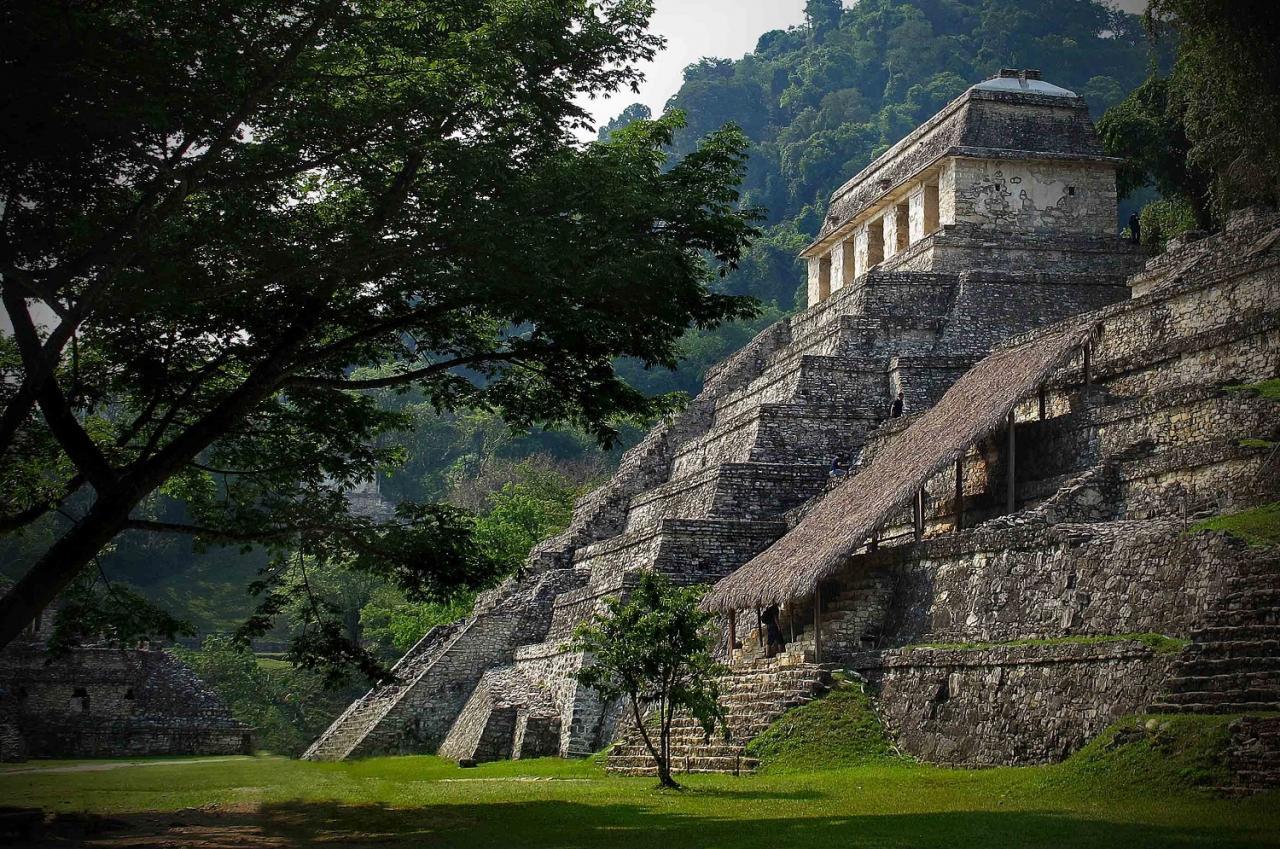 Májské dobrodružství a podmanivá historie v Mexiku