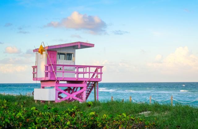 Florida – za sluncem a koupáním