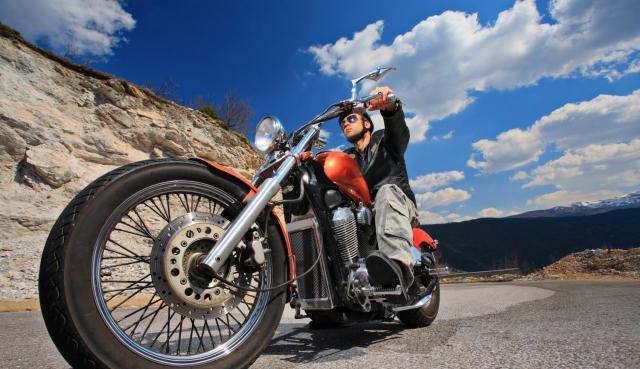 Harleyem po Route 66