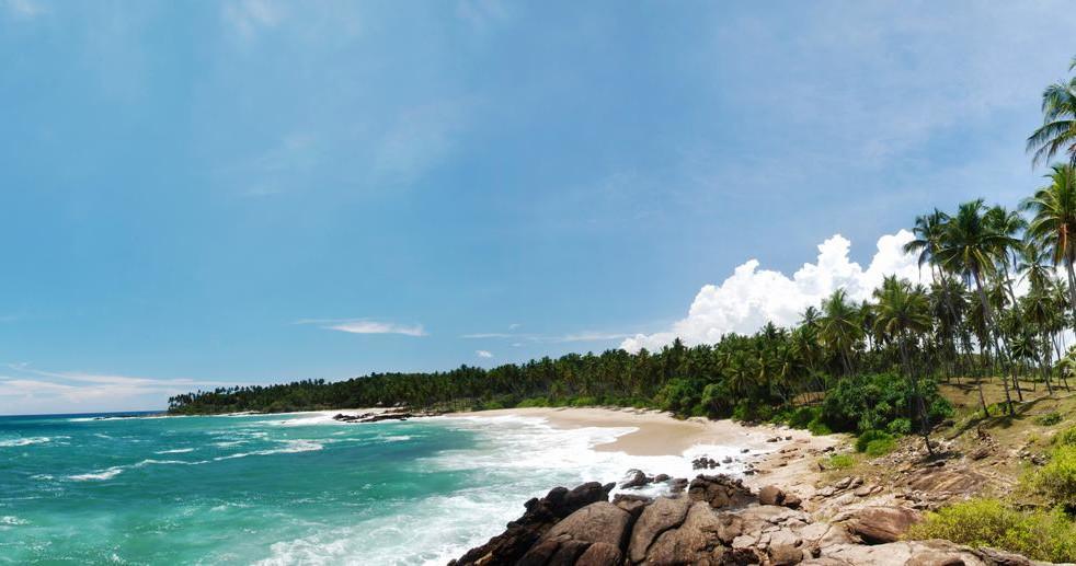 Srí Lanka s relaxací na Maledivách