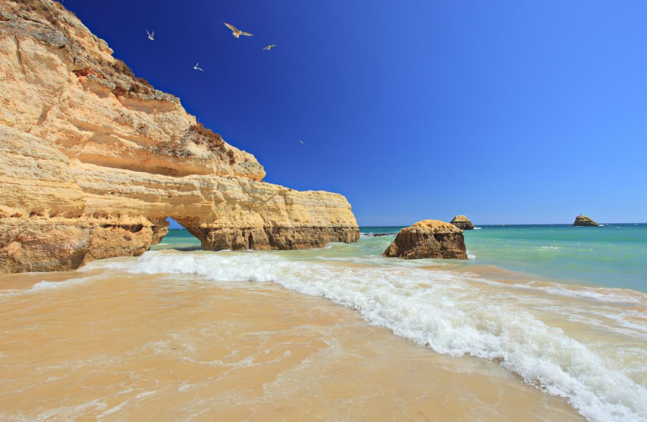 Lisabon a Algarve