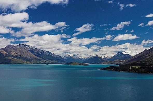 Nový Zéland – Velký okruh Severním ostrovem