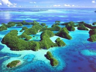 Potápění na Palau