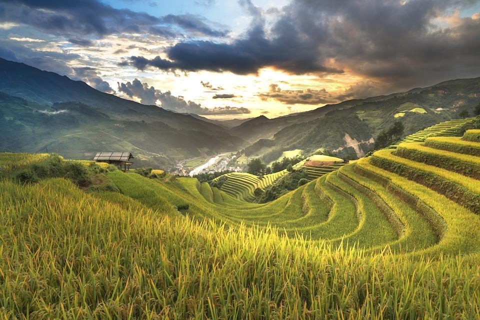 Cesta Laosem a Severním Vietnamem