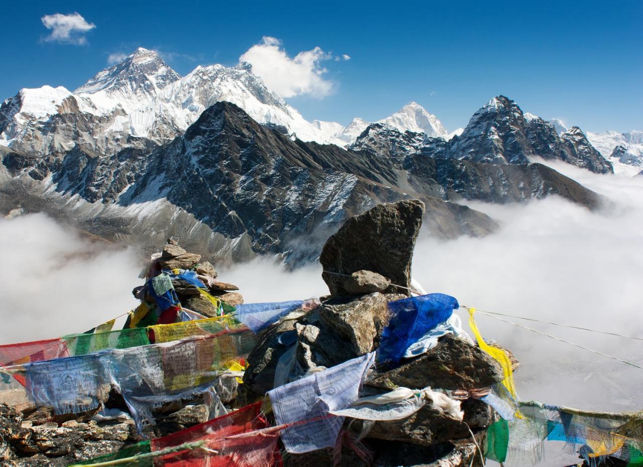 Expedice (nejen) do základního tábora Mt. Everestu