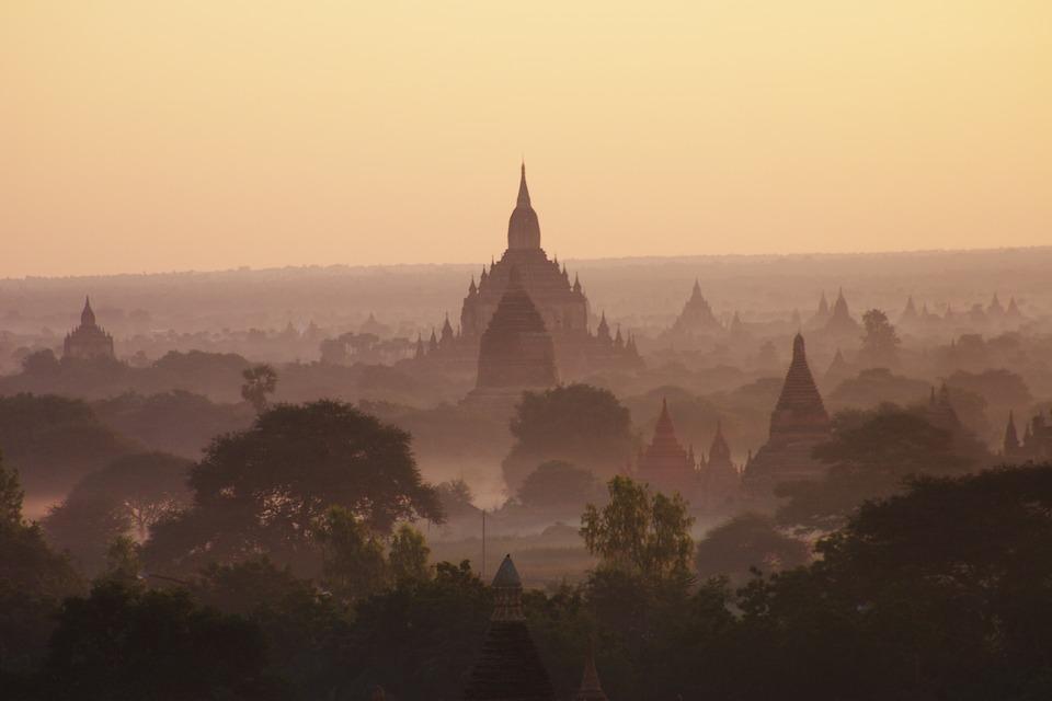 Tajemný Myanmar