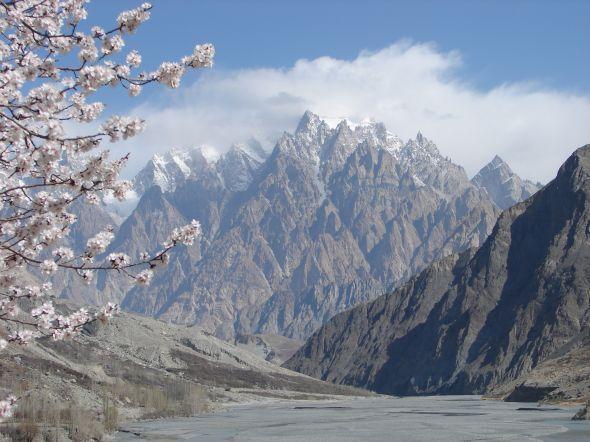 Panoramatický Pákistán